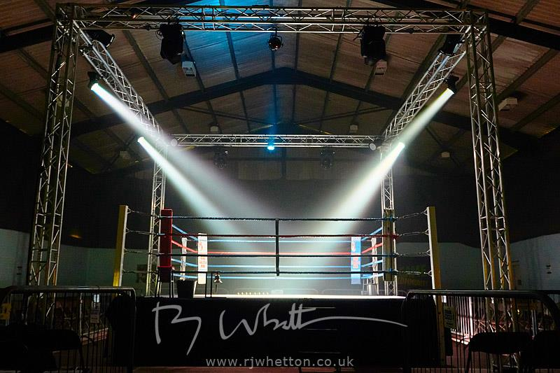Boxing Lighting and Sound Production