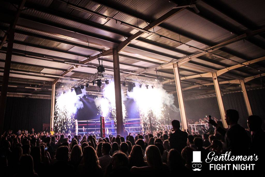 Stage Pyrotechnic Hire Oxford